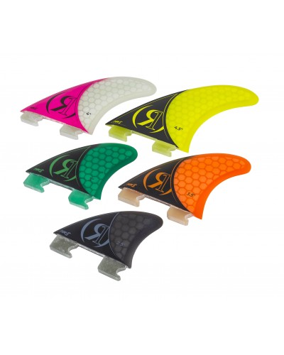 "Ronix 2.3"" - Alfred Poly Bottom Mount Surf Fin (1 pack) - 18"