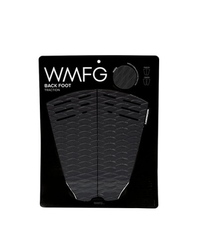 WMFG - Classic Back Foot Traction - Black/White