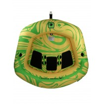 Radar Teacup - Yellow / Green - 3 Person Tube - 2020
