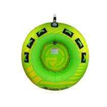 Radar UFO - Yellow / Green - 2 Person Tube - 2020