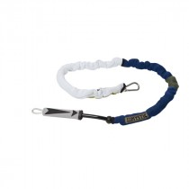 Mystic Handlepass Leash Neoprene - White