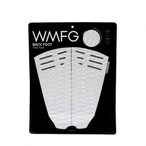WMFG - Classic Back Foot Traction - White/Black