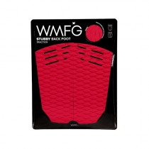 WMFG - Stubby Back Foot Traction - Red