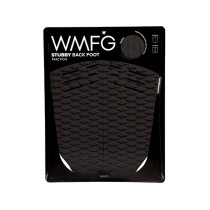 WMFG - Stubby Back Foot Traction - Black/White