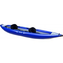 AQUAGLIDE KLICKITAT TWO HB HEAVY DUTY KAYAK - 2 MAN