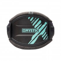 MYSTIC Majestic X Waist Harness - no spreaderbar - Mint - 2018