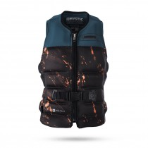 Mystic Stone Wake Impact Vest - Orange - 2017