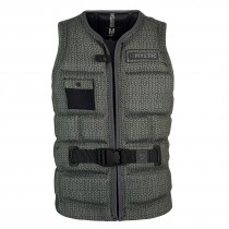 MYSTIC Break Boundaries WAKE IMPACT Vest Front Zip - Army - 2018