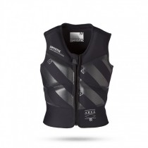 MYSTIC BLOCK KITE IMPACT VEST - Black - 2019