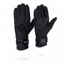 MYSTIC MSTC SMOOTH NEOPRENE GLOVE - BLACK - 2018