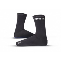 MYSTIC METALITE SPLIT TOE SOCK - BLACK - 2018