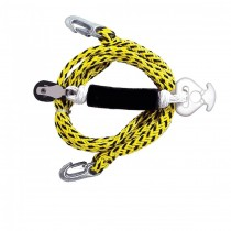 Base Sports - Tube Tow Harness/Bridle w/Pully