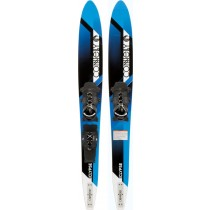 CONNELLY - ECLYPSE COMBO SKIS w/SWERVE LACE ADjustable - 2018