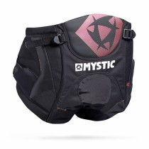 MYSTIC STAR WINDSURF SEAT HARNESS - BLACK/RED - 2017