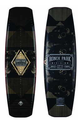Ronix Kinetik Project Wakeboard - Springbox 2 - 2018