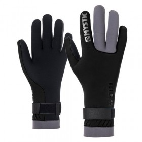 MYSTIC MSTC REGULAR GLOVE - BLACK - 2018