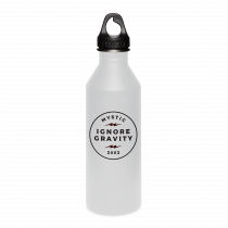 Mystic MIZU Bottle Enduro - White - 2021
