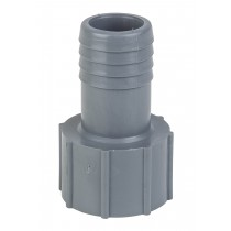 Eight.3 - 1 NPT Port Thread To 3/4 Barb Fitting