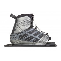Radar Vector Boot - Titanium - Rear - 2018