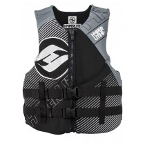 Hyperlite Mens Indy Neo Wake Vest - Grey - 2019