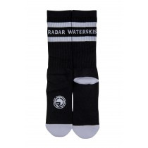 Radar - Crew Socks - Black - 2020