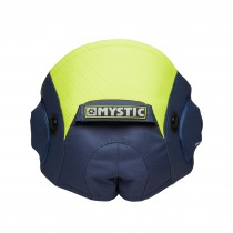 Mystic Aviator Seat Harness - Navy/Lime - 2020