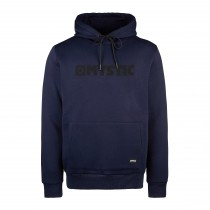 Mystic Brand Hood Sweat - Blue