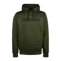 Mystic Brand Hood Sweat - Green