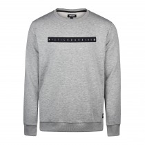Mystic Dax Sweat - Grey