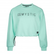Mystic Freckles Sweat - Mint Green - 2020