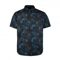 Mystic Party Shirt - Black Allover - 2020