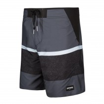Mystic Shred Boardshort - Caviar - 2020