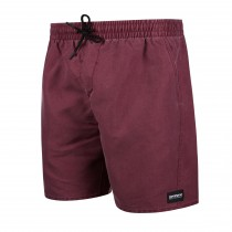 Mystic Brand Swim Boardshort - Oxblood Red - 2020