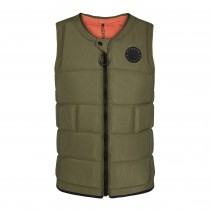 Mystic The Dom Wake Impact Vest FZ - Brave Green - 2020
