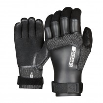 Mystic Supreme Glove 5mm 5Finger Precurved - Black - 2020