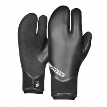 Mystic Supreme Glove 5mm Lobster - Black - 2020