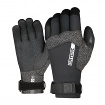 Mystic Marshall Glove 3mm 5Finger Precurved - Black - 2020