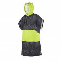 Mystic Poncho Allover - Black/Lime - 2019