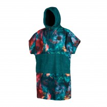 Mystic Poncho Allover - Teal - 2020