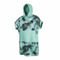 Mystic Poncho Junior - Black/Mint - 2020