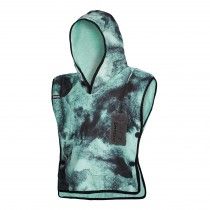 Mystic Poncho Kids - Black/Mint - 2020