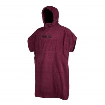 Mystic Poncho - Oxblood Red - 2020