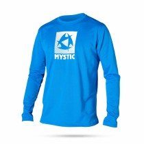 MYSTIC STAR QUICKDRY L/S - BLUE - 2017