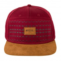 Mystic - The Reel Cap - Burgundy -2018
