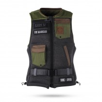 Mystic The Magician Wake Impact Vest - Army - 2017