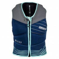 MYSTIC Star Impact Vest Front Zip Kite Women - Navy - 2018