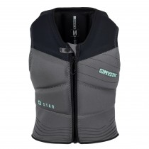 MYSTIC Star Impact Vest Front Zip Kite Women - Black - 2018