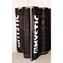 Mystic Mystic Changing Room Curtain - Black