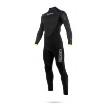 Mystic Majestic 5/3mm - Back Zip Wetsuit - Black/Grey - 2018