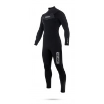 Mystic Star 5/4mm Front Zip Wetsuit - Black - 2019